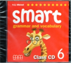 H.Q. Mitchell Smart (Grammar and Vocabulary) 6 Class CD