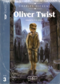 Top Readers Level 3 Oliver Twist Student's Book+CD