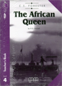 Top Readers Level 4 The African Queen Teach.Pack (Teacher's Book,Student's Book,Glossary)