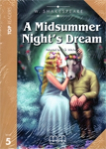 Top Readers Level 5 A Midsummer Night's Dream, Student's Book+CD
