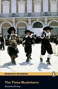 Dumas, Alexander Penguin Readers 2: Three Musketeers Book /MP3 Pack