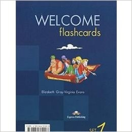 Welcome Abroad 1 Flashcards Set