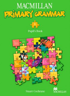 Stuart Cochrane Macmillan Primary Grammar 1 Pupil's Book with Audio CD