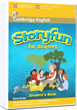 Karen Saxby Storyfun for Starters. Student's Book