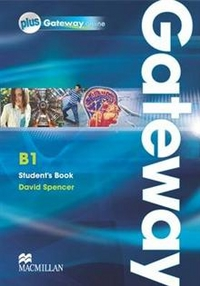 David Spencer Gateway B1. Student's Book Plus Online Pack