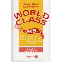 Обложка книги World Class: Level 1 (World Club)