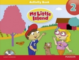 Leone Dyson My Little Island Level 2 Activity Book and Songs and Chants CD
