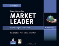 Cotton et al. Audio CD. Market Leader. Upper Intermediate