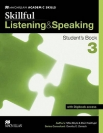David Bohlke Skillful Listening and Speaking Level 3 Student's Book + Digibook
