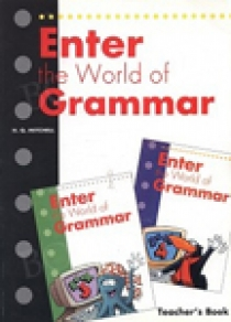 H.Q. Mitchell Enter the World of Grammar 3 and 4 Teacher's Book