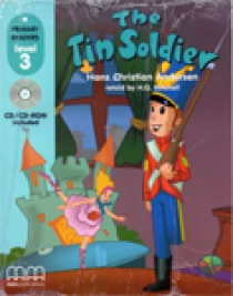 Primary Reader Level 3 Tin Soldier, with Audio CD