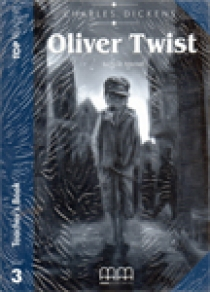 Top Readers Level 3 Oliver Twist Teacher's Book (Teacher's Book,Student's Book,Glossary)