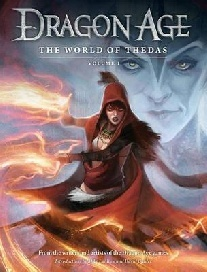 Lai, Gaider, David (Author), Gelinas, Ben (Author) Dragon Age: The World of Thedas Volume 1
