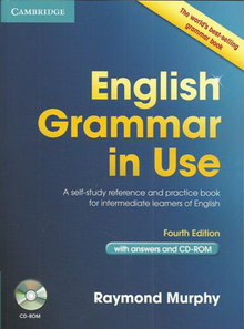 Raymond Murphy English Grammar in Use (Fourth Edition) Book with answers and CD-ROM
