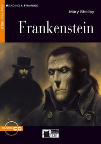Mary Shelley Reading & Training Step 5: Frankenstein + Audio CD