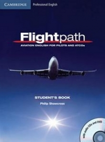Philip Shawcross Flightpath Student's Book with Audio CDs (3) and DVD
