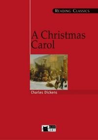Обложка книги A Christmas Carol (+ Audio CD)