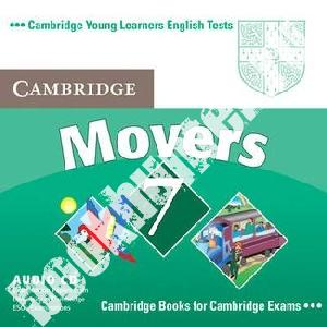Cambridge ESOL C Young Learners Eng Tests 7 Movers Audio CD