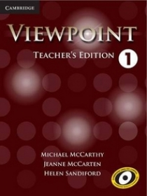 Michael McCarthy, Jeanne McCarten, Helen Sandiford Viewpoint Level 1 Teacher's Edition with Assessment Audio CD/ CD-ROM