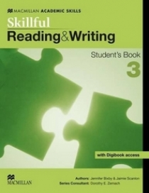 David Bohlke - Skillful Reading and Writing Level 3 Student's Book + Digibook