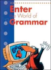 H.Q. Mitchell Enter the World of Grammar 4 Student's Book