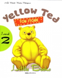 Little Books Level 2 Yellow Ted + Audio CD/CDrom