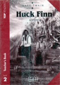 Top Readers Level 2 Huck Finn Teac. Pack (Teacher's Book, Student's Book, Glossary)