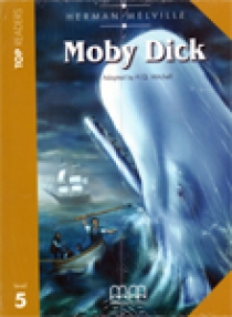 Top Readers Level 5 Moby Dick, Student's Book+CD