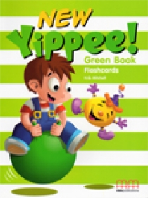 H.Q. Mitchell New Yippee! Green Flashcards (A4 size)