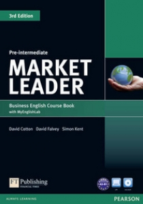 Cotton D. Market Leader. Pre-intermediate. Coursebook with MyEnglishLab Student Online Access Code Pack